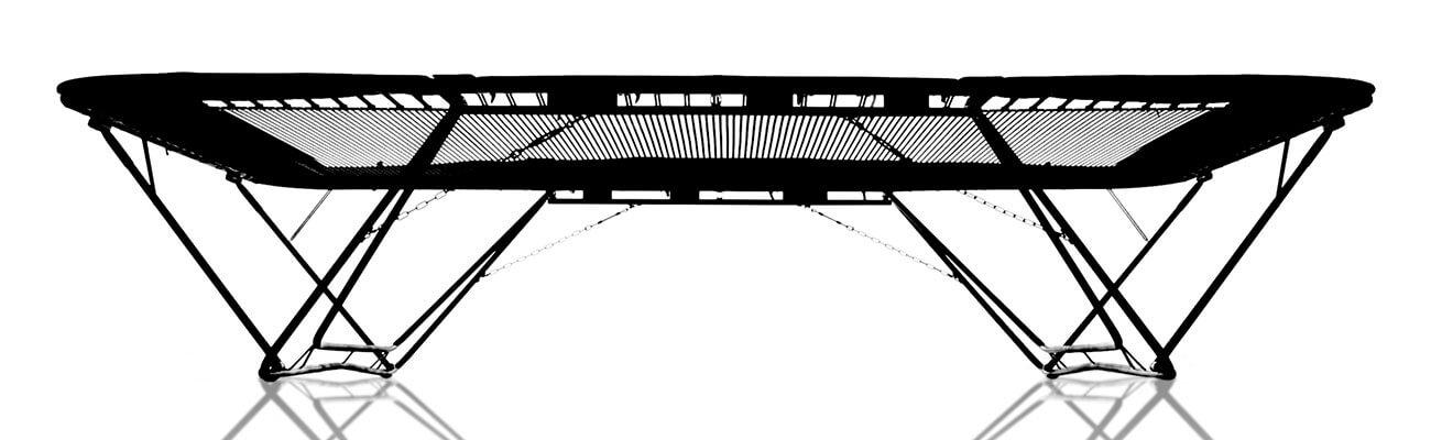 Trampolin Schatten