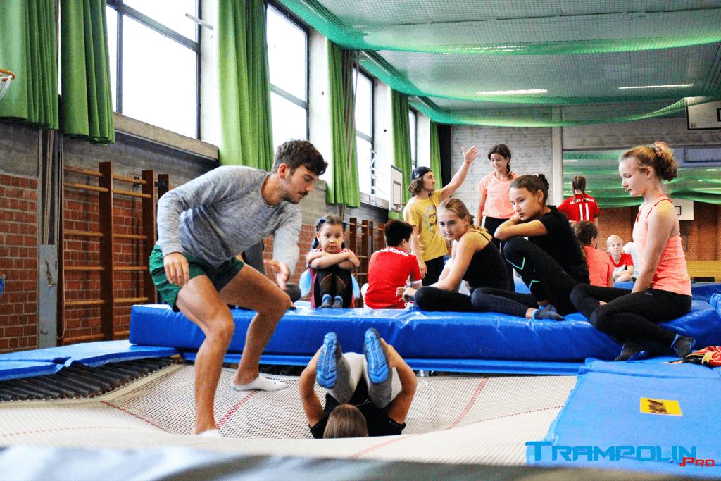 Ferienkurs München Training