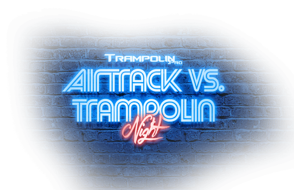 Logo AirTrack vs. Trampolin Night