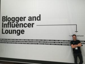 Blogger Lounge