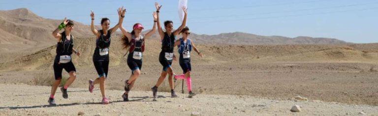 Das Abenteuer der Negev Wüste